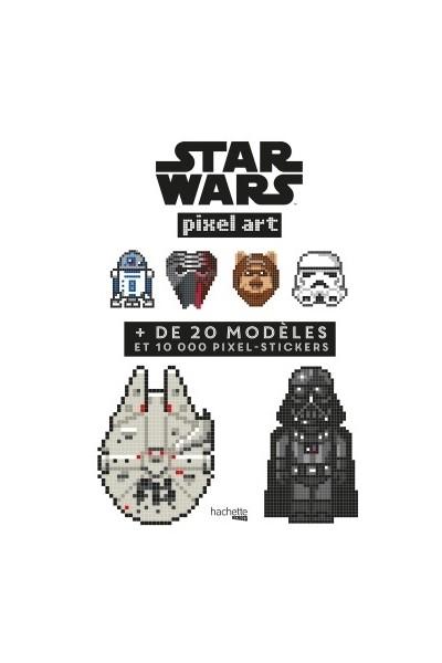 Pixel Art Star Wars Enrouelivres