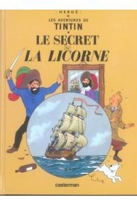 TINTIN PETIT FORMAT COULEURS T11 LE SECRET DE LA LICORNE