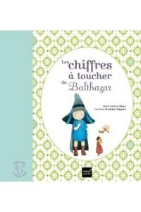 LES CHIFFRES A TOUCHER DE BALTHAZAR - PEDAGOGIE MONTESSORI