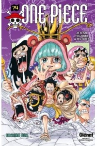 ONE PIECE - EDITION ORIGINALE - TOME 74