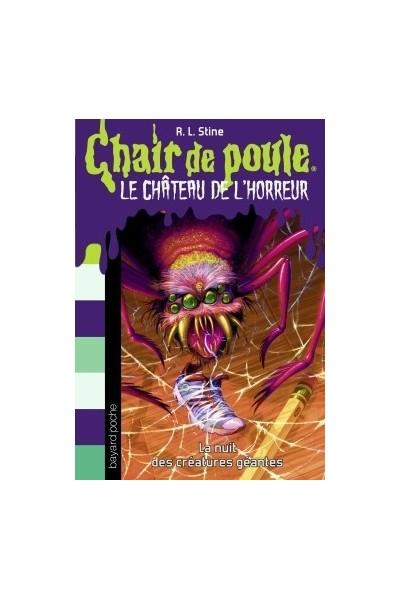 Le Chateau De L Horreur Tome 02 Enrouelivres