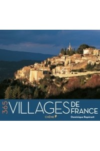 CALENDRIER PERPETUEL 365 VILLAGES DE FRANCE