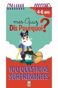 MES QUIZ DIS POURQUOI 4+ - QUESTIONS ETONNANTES