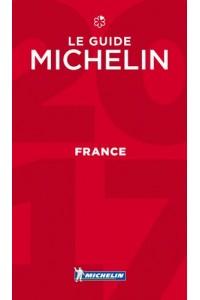 FRANCE - LE GUIDE MICHELIN 2017