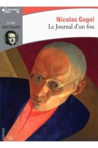 LE JOURNAL D'UN FOU CD