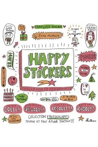 HAPPY STICKERS
