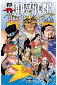ONE PIECE - EDITION ORIGINALE - TOME 75