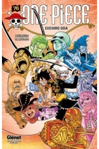 ONE PIECE - EDITION ORIGINALE - TOME 76
