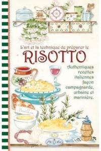RECETTE DE CUISINE/RISOTTO