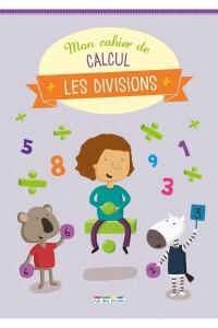 CAHIER DE CALCUL LES DIVISIONS (MON)