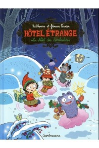 HOTEL ETRANGE T6