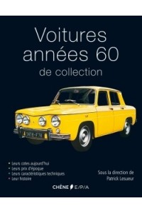 VOITURES DE COLLECTION ANNEES 60 NED