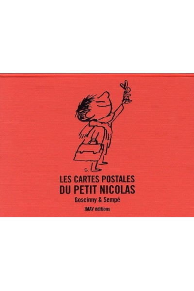 COFFRET 24 CARTES POSTALES PETIT NICOLAS