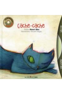 CACHE-CACHE LIVRE + CD