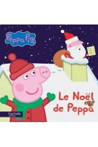 PEPPA PIG - LE NOEL DE PEPPA (HISTOIRE TOUT CARTON)