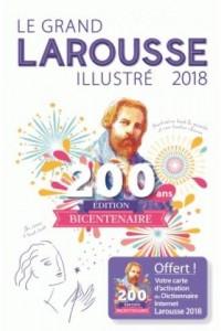 LE GRAND LAROUSSE ILLUSTRE 2018