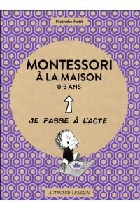 MONTESSORI A LA MAISON-0-3 ANS